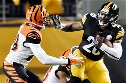 Le'Veon Bell will miss the Steelers' opener Sept. 10 against New England and the home opener Sept. 20 against San Francisco.