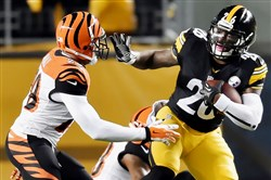 Once you get past Le'Veon Bell, there are plenty of questions regarding the Steelers backfield.