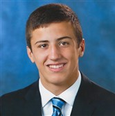 Michael Kemerer is a senior at Franklin Regional High School and a member of the varsity wrestling team. He is the Post-Gazette's Male High School Athlete of the Week for Jan. 8, 2015 edition.