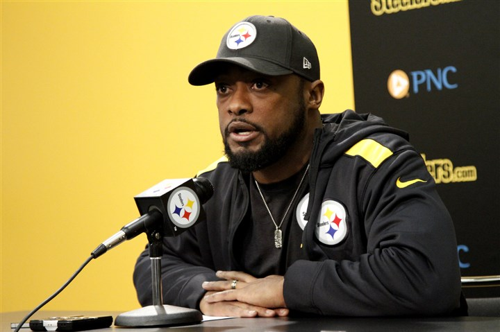tomlin0112 It remains to be seen who Mike Tomlin's defensive coordinator will be next year for the Steelers.