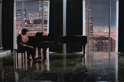 "Jamie Dornan stars as Christian Grey in ""Fifty Shades of Grey.""  The movie, which received an R rating, opens Feb. 13."