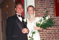 Robert Ferrante and Autumn Klein were married at the historic Old North Church in Boston in May 2001.