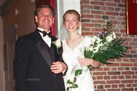 Robert Ferrante and Autumn Klein were married at the historic Old North Church in Boston.