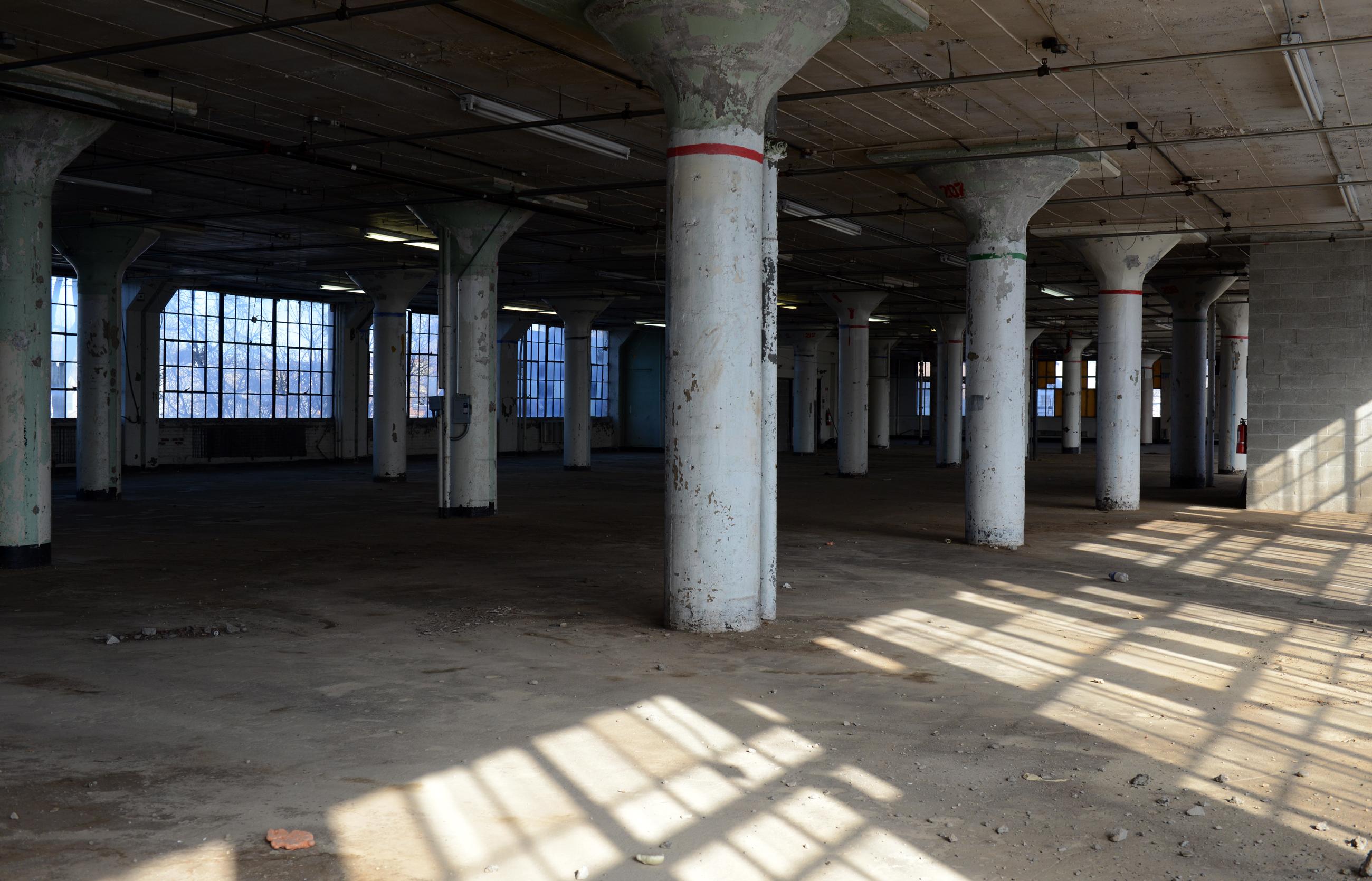 Bridgeway capital turns former homewood factory into space for Homewood flooring