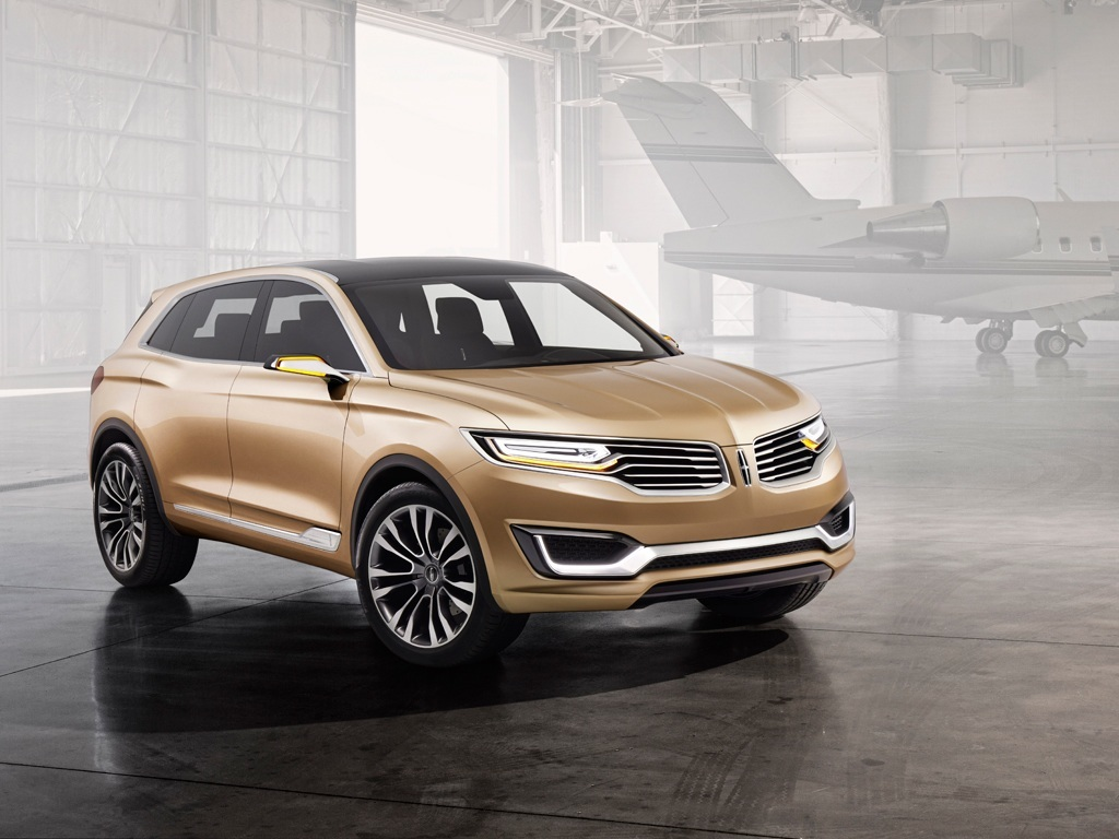 lincoln unveils the 2016 mkx concept third of four models due by 2016 pittsburgh post gazette. Black Bedroom Furniture Sets. Home Design Ideas