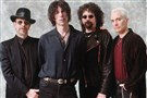 J Geils Band -- Danny Klein, left, Peter Wolf, Magic Dick and Seth Justman -- will perform at Consol Energy Center tonight on a bill that includes Bob Seger and the Silver Bullet Band.