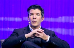 Travis Kalanick, Co-Founder and CEO of Uber, got caught in the chaos surrounding President Donald Trump's executive order on immigration. Over the weekend, he shared on Facebook and Twitter posts that appeared to grow in intensity.