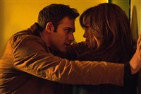"Noah, played by Ryan Guzman, has a dangerous obsession with Claire, portrayed by Jennifer Lopez, in ""The Boy Next Door."""