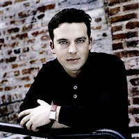 Conductor James Gaffigan made his debut with the Pittsburgh Symphony Orchestra Friday night.