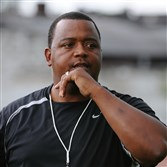 Clairton coach Wayne Wade said he cherishes his role as a mentor for the players because he was in their shoes once growing up near the Millvue Acres housing projects.