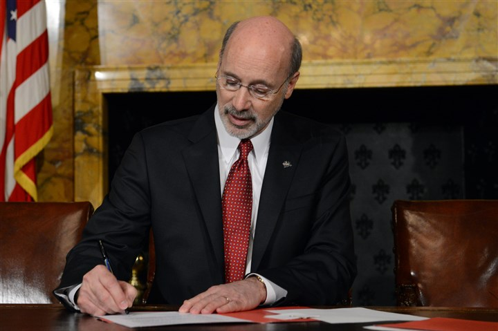 20150120MWHwolfLocal27-26 Democratic Gov. Tom Wolf replaced Healthy PA in April with the expansion of conventional Medicaid called HealthChoices.