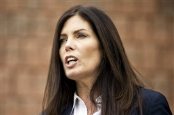 Attorney General Kathleen Kane was elected as Pennsylvania's top prosecutor in 2012.