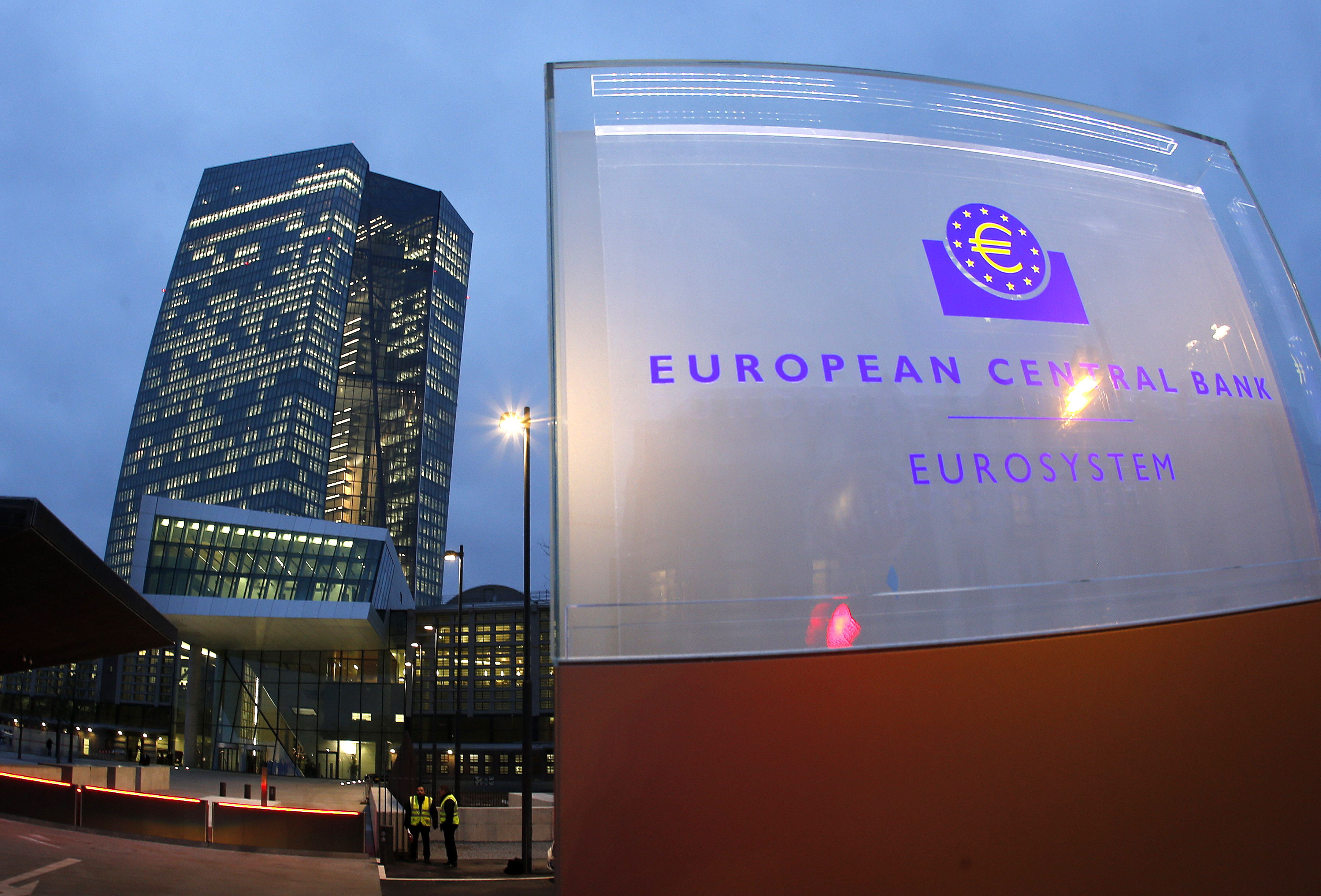 a history of the euro in the european central bank The european central bank said thursday it will phase out at year-end  helping  the 19 countries that use the euro recover from the financial crisis  the bank's  short-term interest rate benchmark remained at a record low of.
