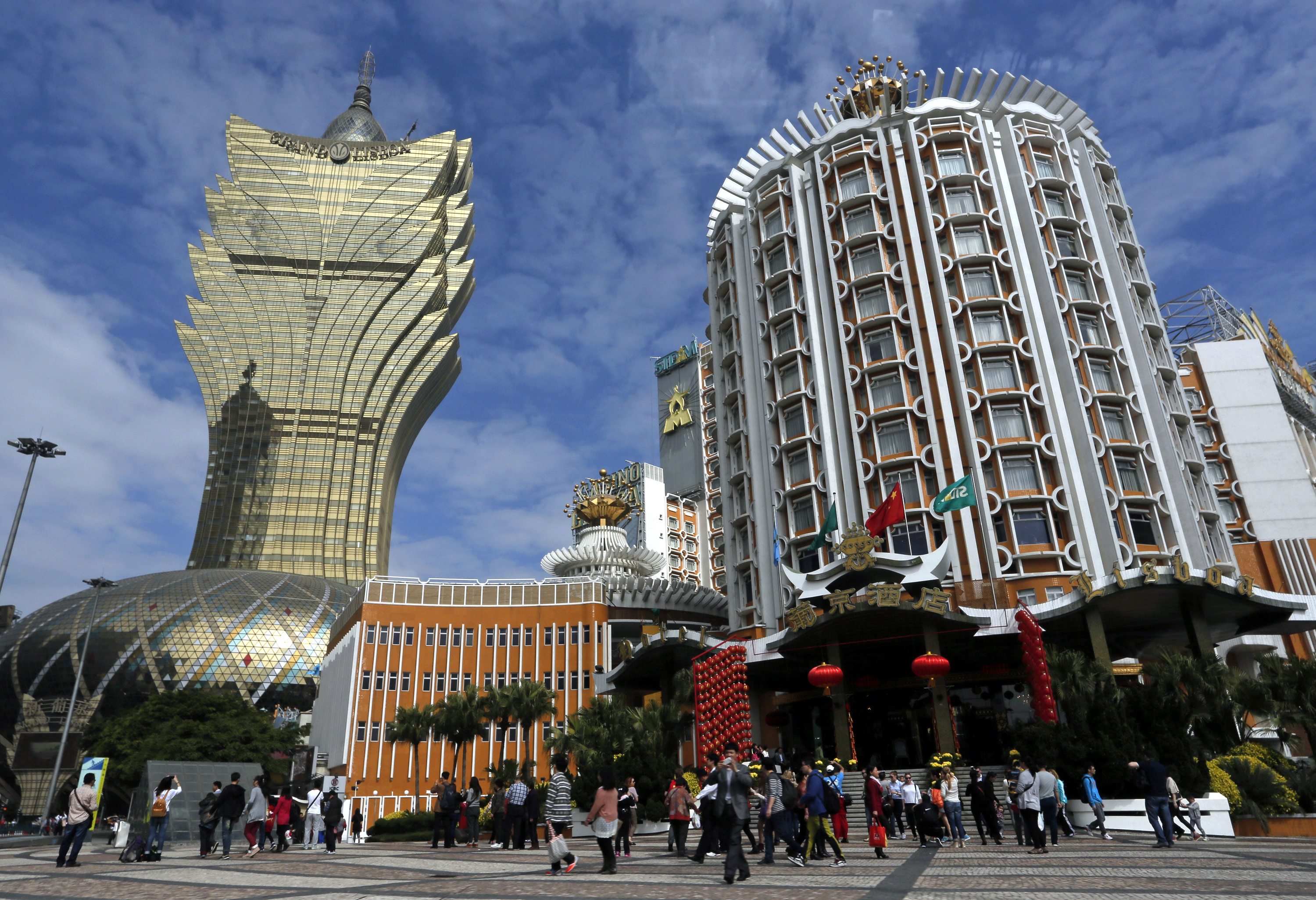 List of casino in macau the planet hollywood casino