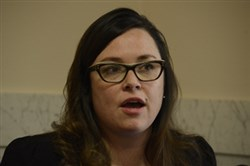 Allegheny County Controller Chelsa Wagner said she raised $110,000 in January.