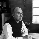 Photograph of Thomas Merton by John Howard Griffin. Used with Permission of the Merton Legacy Trust and the Thomas Merton Center at Bellarmine University.