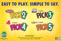 All of the Pennsylvania Lottery's Pick games will be drawn twice daily.