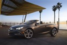 The 2016 Cascada features a top that can be put down on the fly at 31 miles per hour.