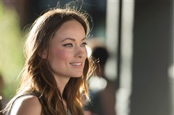 "Olivia Wilde is part of the cast that started filming the holiday comedy ""Let It Snow"" in the Pittsburgh area this week."