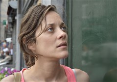 "Marion Cotillard stars in ""Two Days, One Night."""