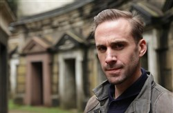 "Joseph Fiennes hosts an episode of PBS's ""Shakespeare Uncovered."""