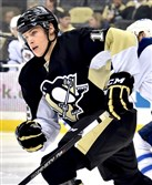The Penguins' Beau Bennett.
