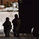 SWAT officers respond to a family dispute on Woodland Drive in Pleasant Hills, Wednesday night.