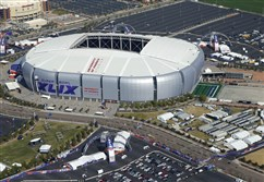 NFL Super Bowl XLIX football game between the New England Patriots and the Seattle Seahawks takes place Sunday at the University of Phoenix Stadium in Glendale, Ariz.