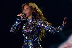 Beyonce will perform at halftime of the Super Bowl in February.