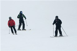 Seven Springs Mountain Resort and Hidden Valley Resort said they will open on Friday, thanks to cold temperatures that were friendly to the resorts' ability to make snow.