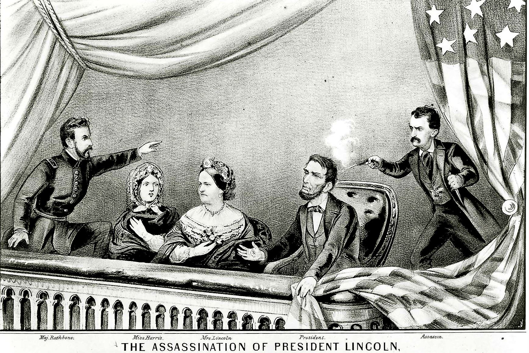 In hot pursuit of John Wilkes Booth | Pittsburgh Post-Gazette  Abraham