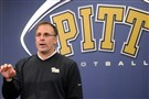 "Pitt coach Pat Narduzzi said cost of attendance was ""a major topic"" on recruiting visits in December and January."