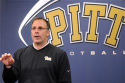 Pitt football's Pat Narduzzi will be the only new head coach this year among the 14 ACC teams.