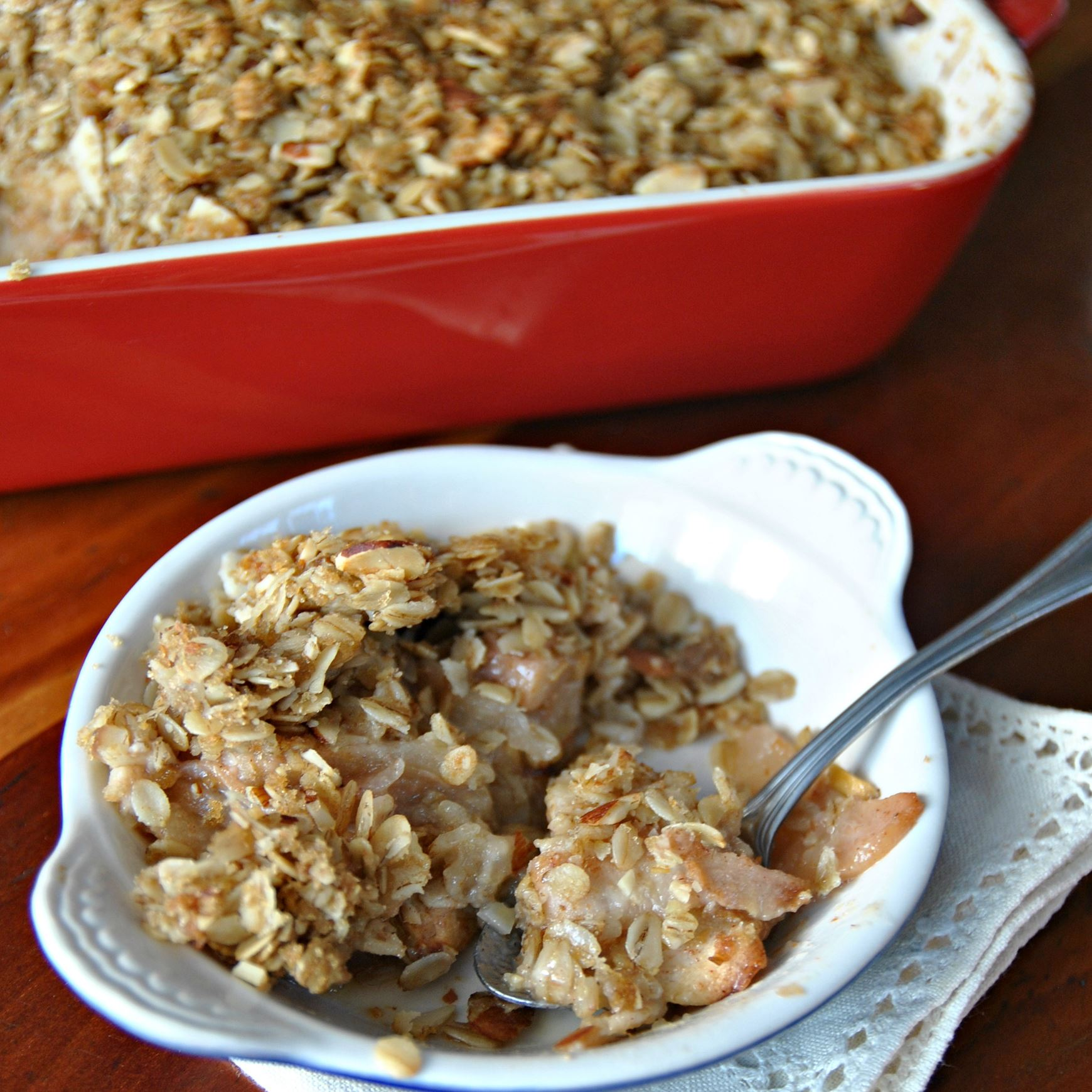 What's for dinner: Warm Pear-Apple Crumble | Pittsburgh ...