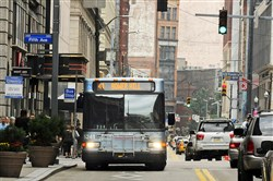 Under the Port Authority's preliminary budget, the base bus fare would remain at $2.50.