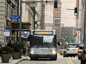 Port Authority's costs are the highest among 10 peer agencies, an issue it hopes to address through increased ridership and lower health costs.