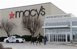 Monroeville Mall, which has experienced several acts of violence recently.