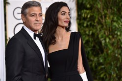 George Clooney and his wife, Amal, are expecting twins.