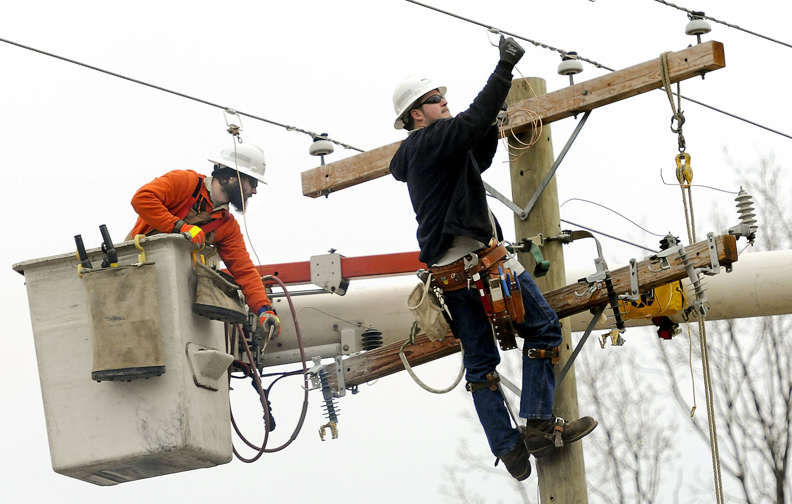 Electric Power Utility : Preparing for retirements utility companies are putting