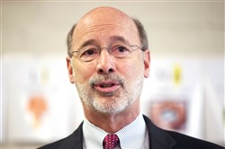 Gov. Tom Wolf's announcement brings the number of states that have online voter registration to 23, plus the District of Columbia.
