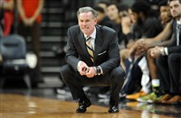Pitt coach Jamie DIxon and the Pitt Panthers go to Winston-Salem, N.C., for the first time to play Wake Forest.