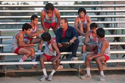 McFarland, USA, is one of the movies that will be shown in the parks this summer.