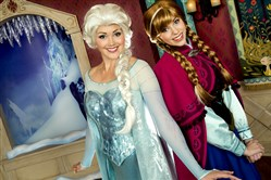 "On Jan. 7, the Disneyland Resort introduced ""Frozen Fun,"" featuring adventures from the Disney film, including Elsa and Anna."