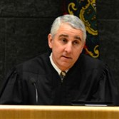 Thomas K. Kistler, president judge of Centre County Common Pleas Court.
