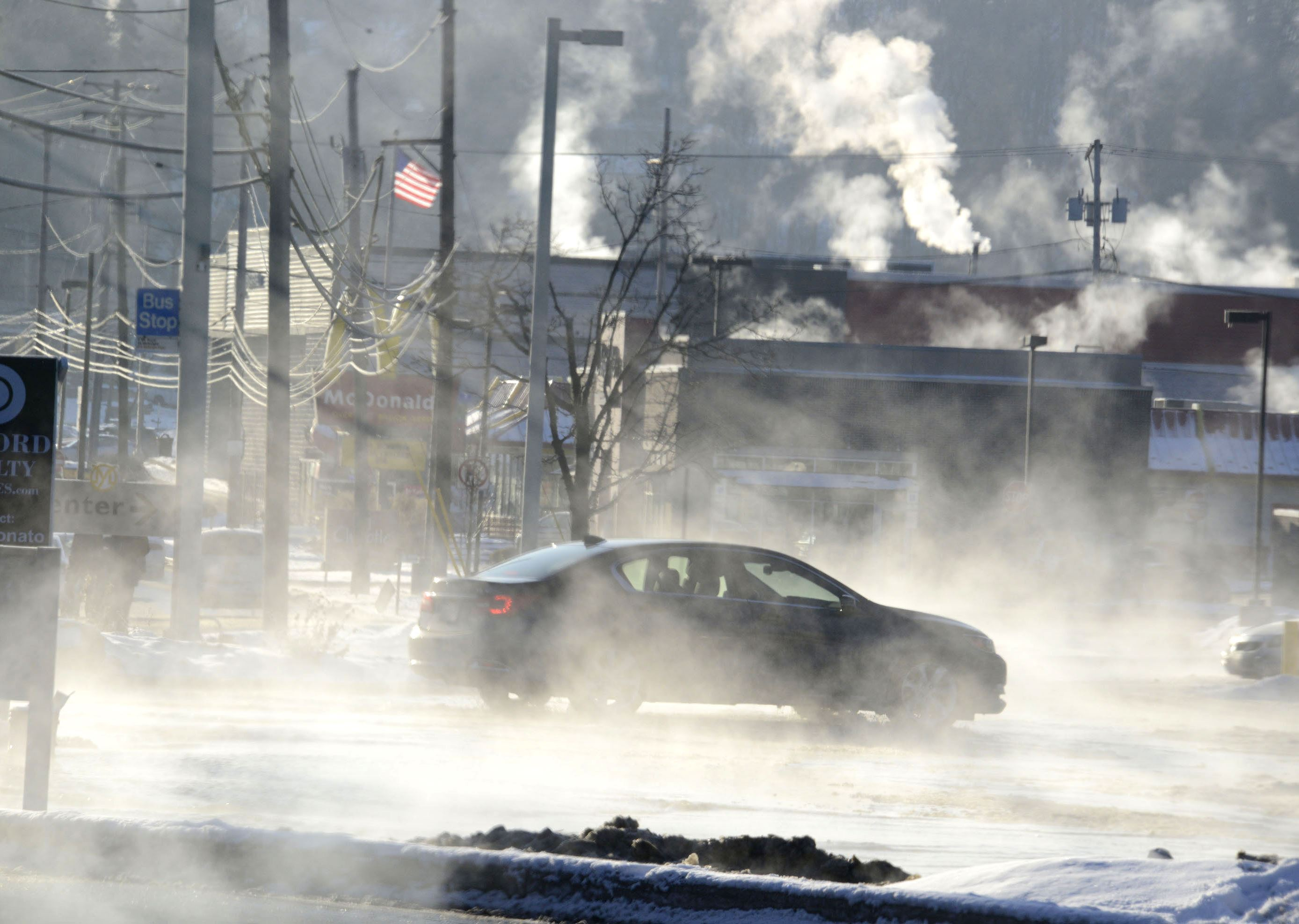 Winter S Bitter Cold Wreaks Havoc With Pipes And Boosts