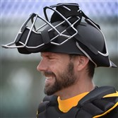 Pirates catcher Chris Stewart started the season on the disabled list.