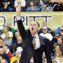 Jamie Dixon and Pitt's first true road game is Jan. 9 at Notre Dame.