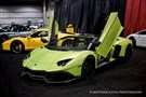 Around 50,000 people attended this year's Pittsburgh International Auto Show which featured an exotic/supercar exhibit. ""