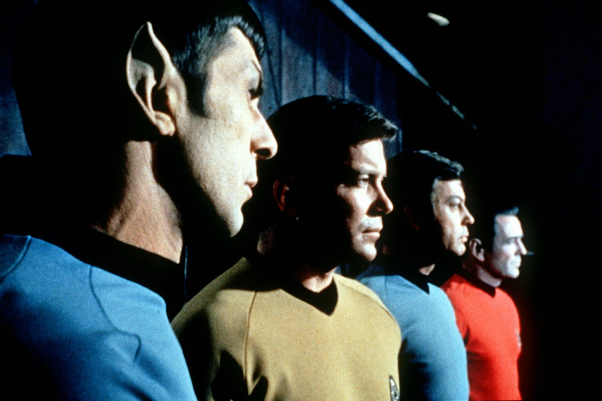 Facebook changes Like buttons to celebrate Star Trek's 50th anniversary