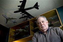 Mike Silverman, 69, a retired Air Force Lt. Col., suspects he was explosed to Agent Orange residue in planes he flew.